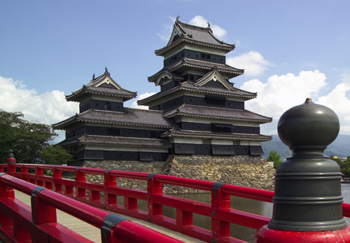 Japan: Matsumoto Castle in the Nagano Prefecture
